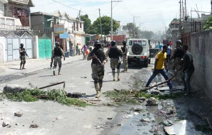 Haiti: Jovenel's Regime is Crumbling in the Face of Popular Fury