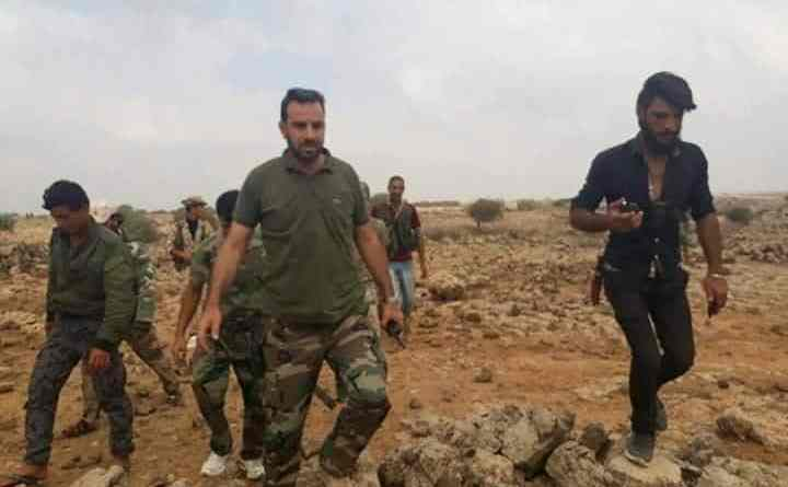Syrian Army Surrounds Turkish Military Near Border Town
