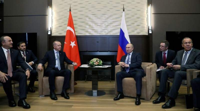 Russian & Syrian Forces to Deploy in Northeastern Syria Outside Turkey Operation Zone – Putin-Erdogan Agreement