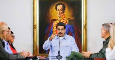 President Maduro on His Way to Azerbaijan - NAM Summit