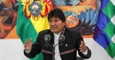 "Evo Morales Denounces a ""Coup d'Etat"" and Calls the People to Organize and Defend Democracy (+Second Round Possible)"