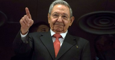 Trump Bans Raul Castro and His Children from Coming to US