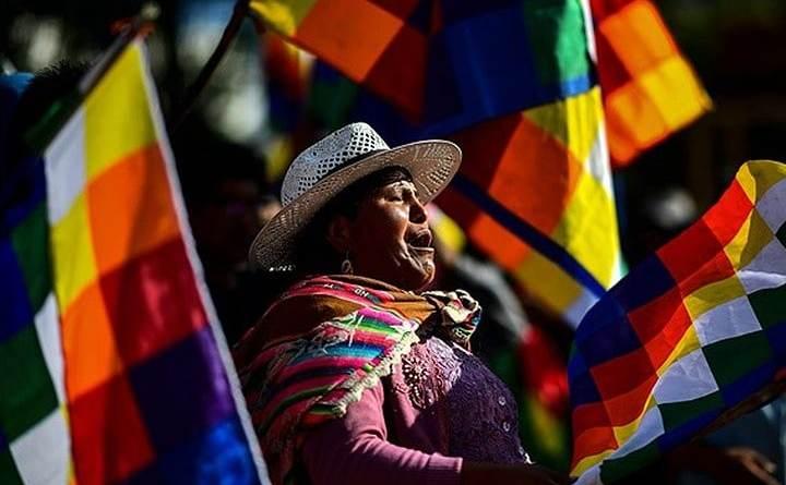 In Bolivia as in Palestine