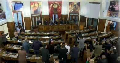 """Bolivia: Jeanine Añez Proclaimed Herself """"Interim President"""" in an Almost Empty Parliament"""