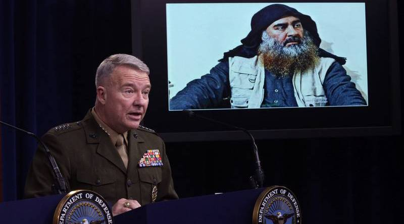 The Islamic State Confirms the Death of Al Baghdadi and Appoints New Leader
