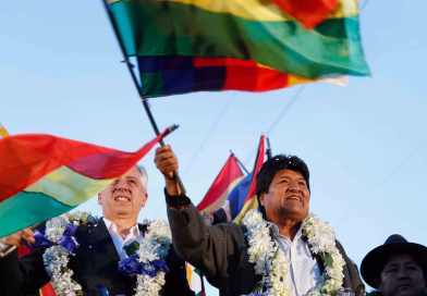 The Trump Administration  Undercutting Democracy in Bolivia