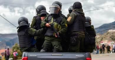 Trump Statement Celebrates Military Coup in Bolivia