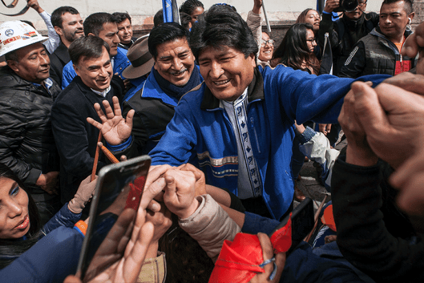 Communist Parties of the World Condemn Coup and Call for Solidarity with Bolivia