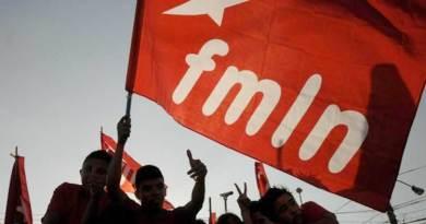Farabundo Martí Front Rejects Unilateral Measures of the Government of El Salvador