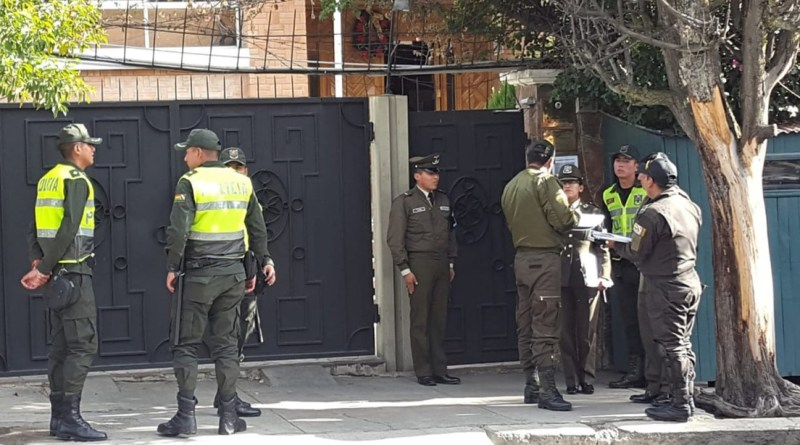 Mexico Denounces Bolivia in the International Court of Justice (Embassy Siege)