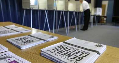 USA: Computer Glitch Wiped out Thousands of Voters' Party Preference, Bay Area Election Division Says