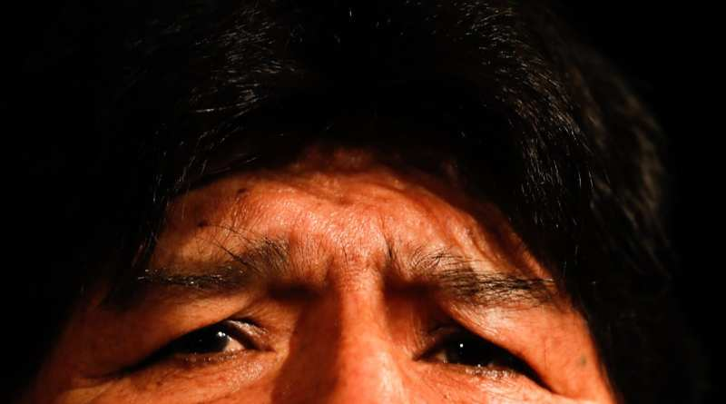 Ousted President Evo Morales Says Transnational Corporations, US Gov't Were Behind Bolivia Coup (Operacion Condor 2.0)