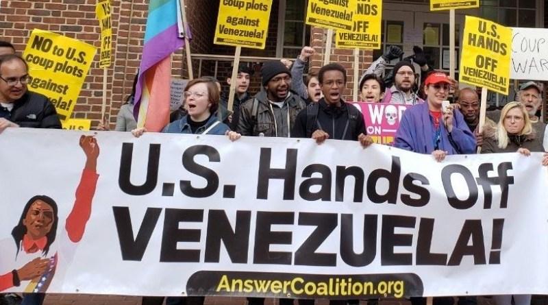 "US Congress Approves Legislation to Wage a Hybrid ""Humanitarian War"" on Venezuela?"