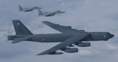 Amid Simmering Iran Tensions, Pentagon Deploys B-52 Squadron to Diego Garcia