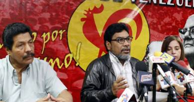 Venezuelan Communist Party (PCV) in Support of New National Assembly Authorities