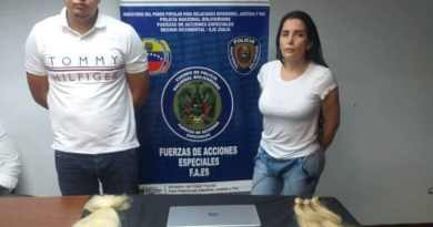 Fugitive Former Colombian Congresswoman Arrested in Venezuela: Duque Will Ask Guaido for Her Extradition