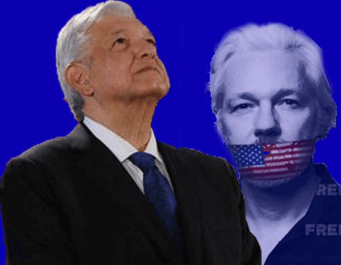 Mexico's AMLO: I Would Like  You to Forgive and Release Julian Assange (Assange Mother Thankful)