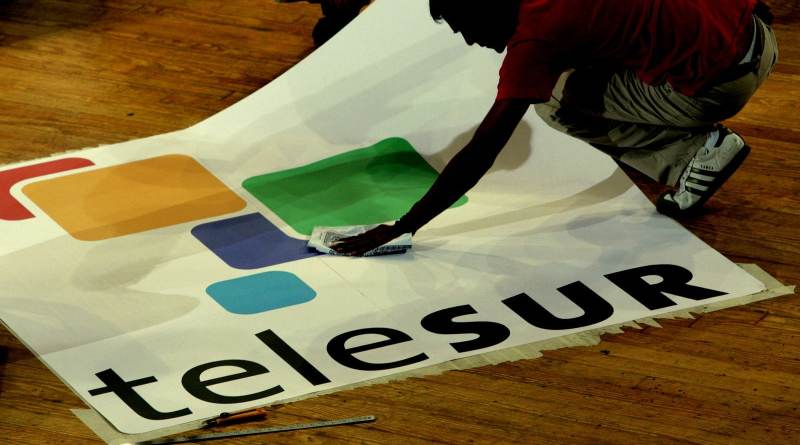 "Guaido ""Appoints"" New Telesur President"