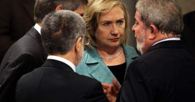 Former Brazilian President Lula da Silva: Obama, Hillary Ordered Me Not to Negotiate with Iran