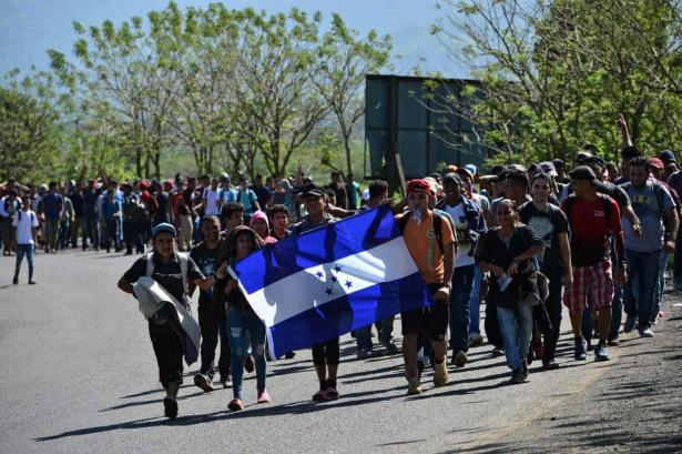 Hundreds of Hondurans Set Out for US Border: 'Little Difference if You Die Here or There'