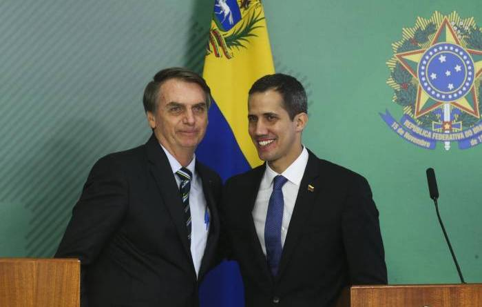 Brazil: Attack of Deserters who Sought Refuge With Bolsonaro is Part of Plan Against Maduro