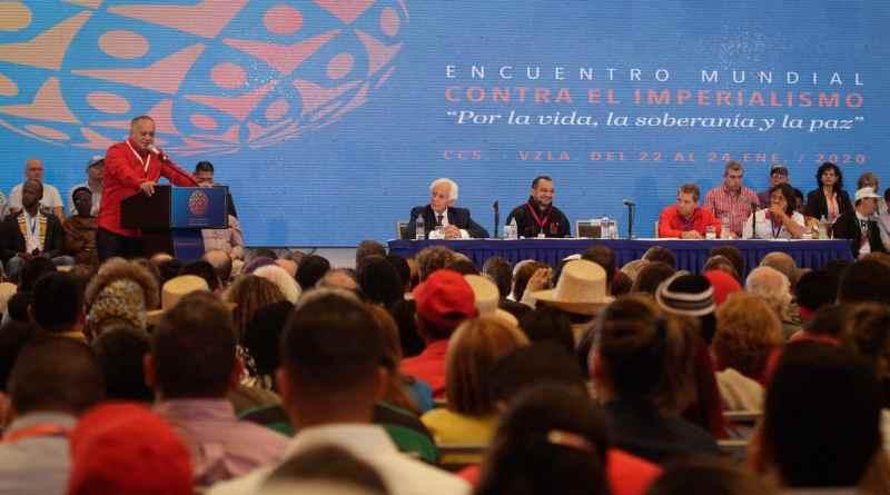 """World Anti-Imperialist Meeting"": Final Declaration"