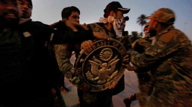 After US Strike on Iraqi Forces Its Troops Will (Again) Have to Leave