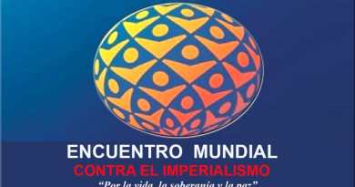"""""""For Life, Sovereignty and Peace"""" the World Anti-Imperialist Meeting is Installed in Caracas (Soleimani + Sabotage)"""