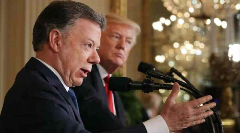 """Colombia's Santos: Venezuela will be """"a Second Vietnam"""" for the US"""