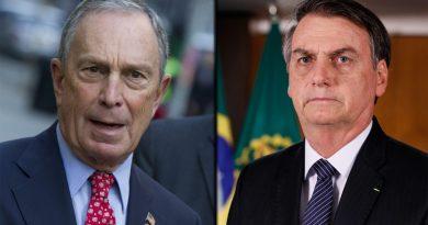 Bloomberg Surrogate was PR Guru for Brazil's Extreme-Right Leader Bolsonaro