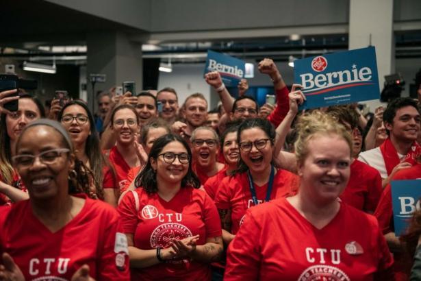 Bernie Sanders Courted the Chicago Teachers Union Endorsement. Here's Why It Didn't Happen.