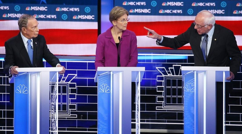 Nevada Debate: A Talking Corpse, 1 Democrat and Let's Not Talk About the Empire