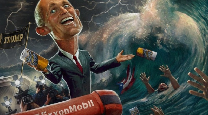"""US Senator Rick Scott Threatens Venezuela: There will be """"Severe Consequences"""" if they Harm Jailed Citgo Executives (""""We are Watching"""")"""