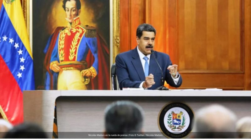 Maduro: The Day will Come for Courts to Order Guaido's Arrest