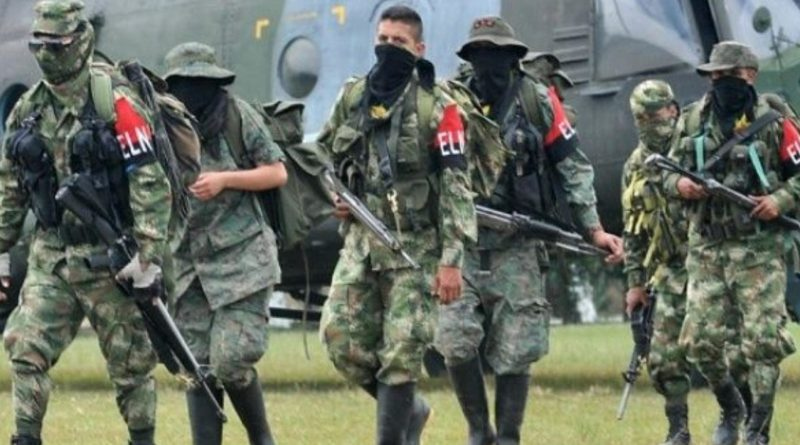 "ELN's ""Armed National Strike"" as Colombian Regime Continues to Murder Trade Unionists and Terrorize Working Class Communities."