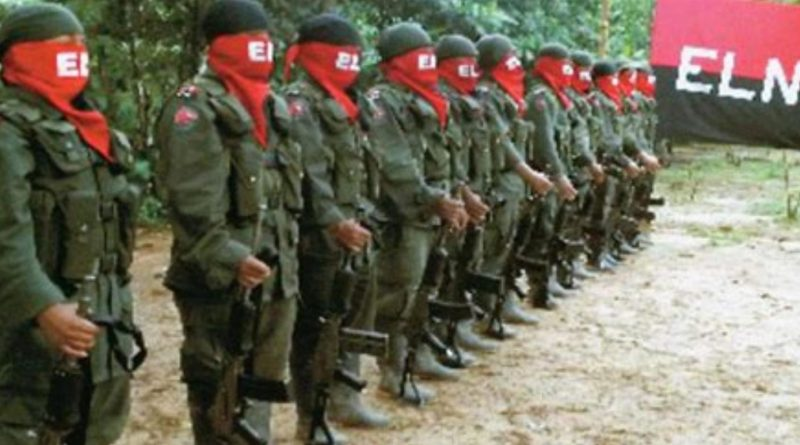 ELN Guerrillas Launch Armed Strike Paralyzing Colombia