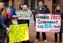 """USA: Activists go to Venezuelan Embassy to Evict """"Ambassador Vecchio"""" – Find He is Not There"""