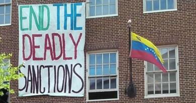 Sanctions Kill! – Food Sovereignty Delegation to Venezuela April 12-21, 2020