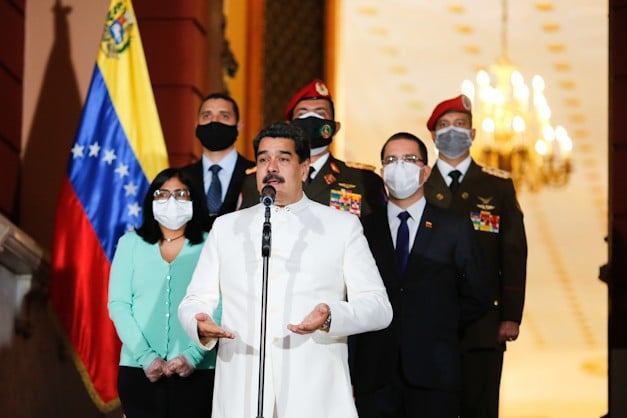 President Maduro: God Forgive Donald Trump for Saying He Will be Happy if They Manage to Keep the Dead Toll to 200,000 Victims