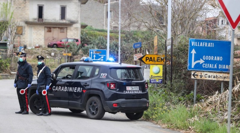 Serious Tensions in Southern Italy: First Looting in Supermarkets and Calls for Rebellion