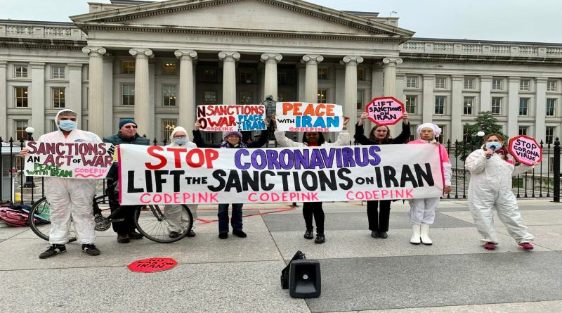 Sanctions Against Iran and Venezuela During a Pandemic are Cruel