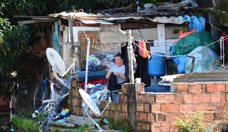 "Favela Dwellers in Brazil: ""We're Going to Lose a lot of People Very Quickly"""