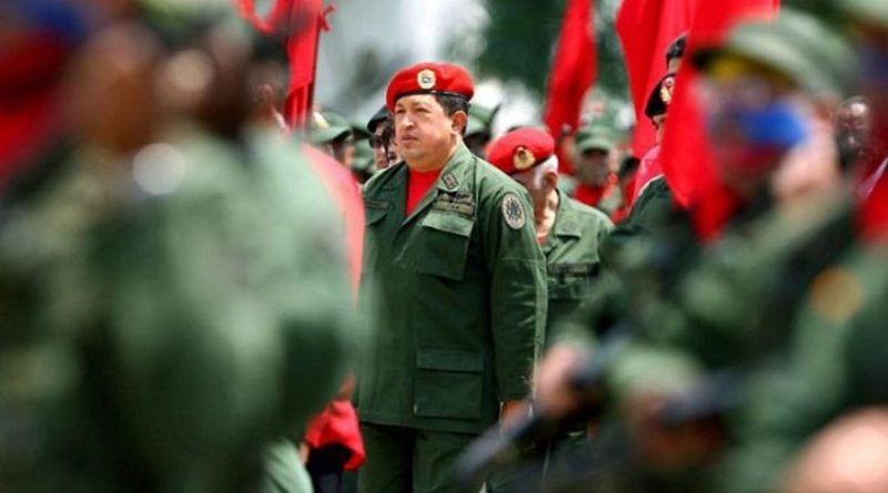 """""""El Caracazo"""" Means Much for Latin America"""