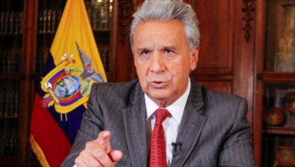 Ecuador: Lenin Moreno Unleashes New Austerity Reform Package