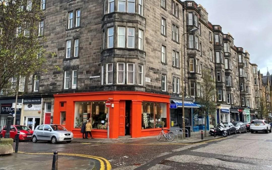 17 Roseneath Street Edinburgh EH9 1JH