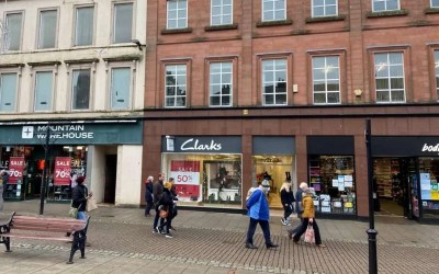 87 High Street Dumfries DG1 2BN