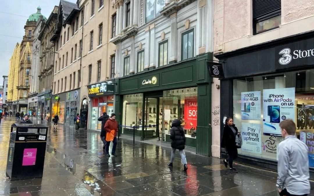 104-114 Argyle Street Glasgow G2 8BH