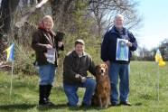 Judge Sue Ammerman, Tony R. Hinson, Topbrass Field Trip TD, Judge Jack E. Sappenfield II