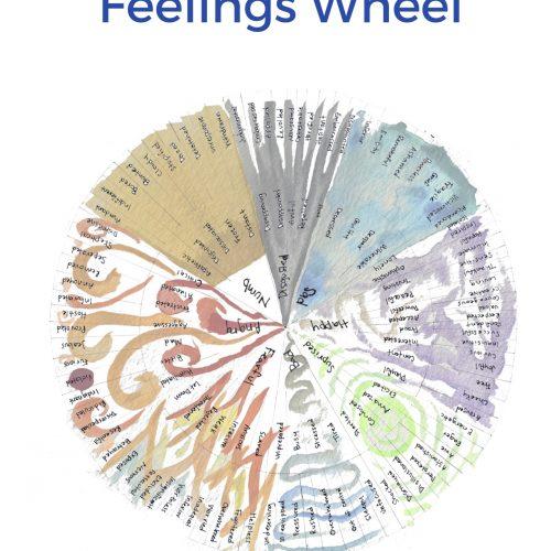 feelings wheel custom jpeg