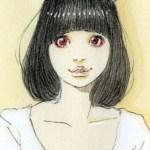 【女の子イラスト】ウサギの耳の女の子
